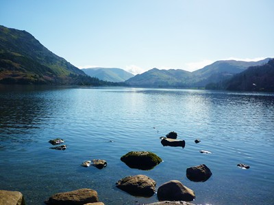 Ullswater in the Lake District