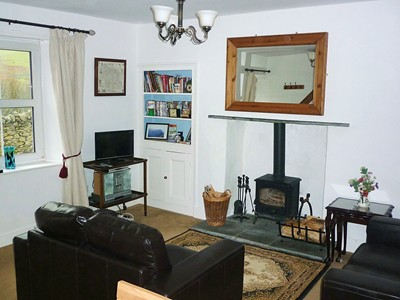 Living Room of 2 Helvellyn Cottage